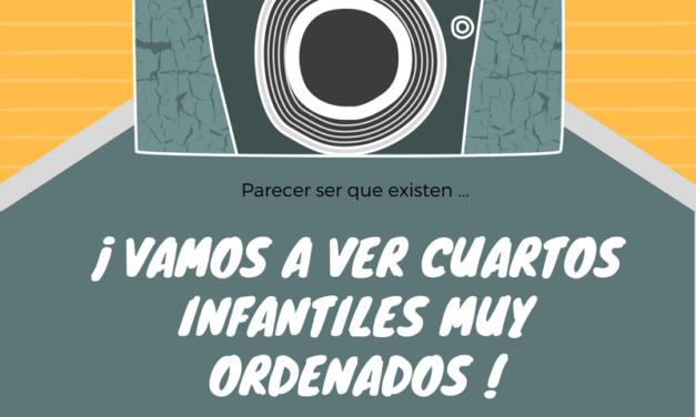 Ideas para ordenar cuartos infantiles: ordenando que es gerundio