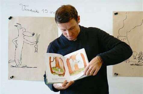 leyendo en familia-Michel Van Zeveren-Virginia Gil Rodríguez-Hondarribia