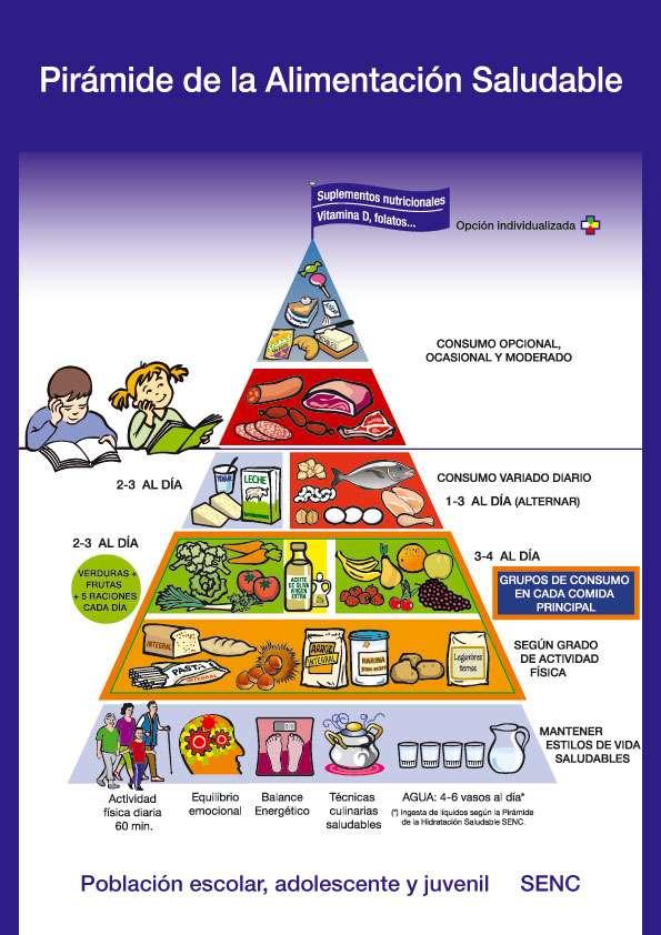 PIRAMIDE-ALIMENTACION-ESCOLar-eli Gallego -nutricionista-Hondarribia