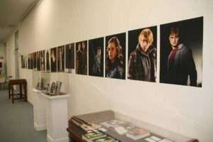 harry-potter-biblioteca municipal CBA-Irun