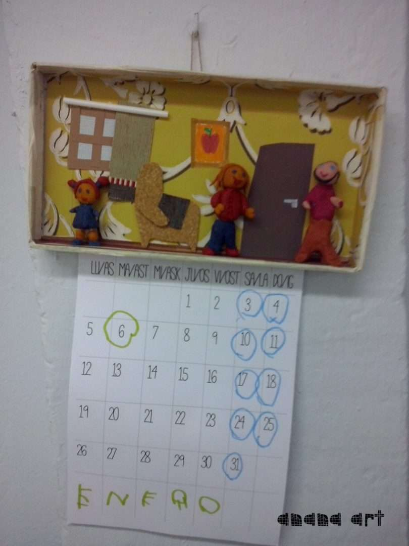 manualidad_calendario_familiar_2
