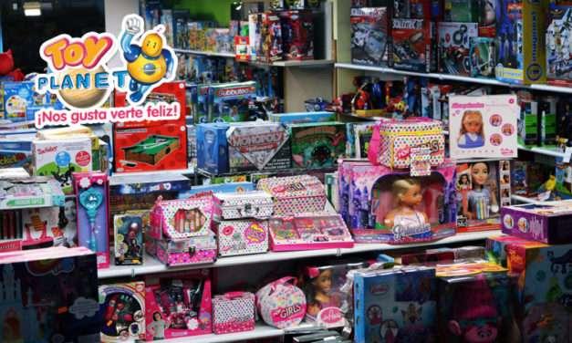 Toy Planet ahora en el centro de Irun