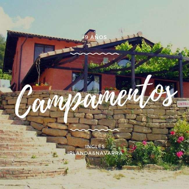 Campamentos de verano-inglés-Navarra e Irlanda-The English Corner-Hondarribia