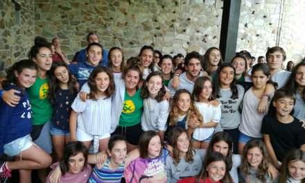 Campamentos Gipuzkoa : Arritxulo 2018