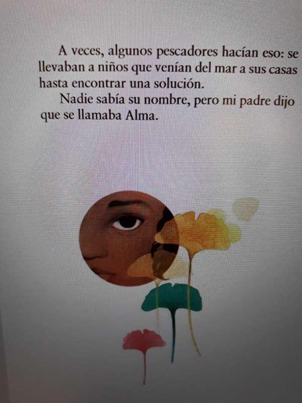 Viginia Gil Rodríguez-leyendo en familia-Hondarribia