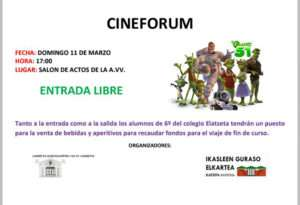 cineforum-AVV Ventas-Irun