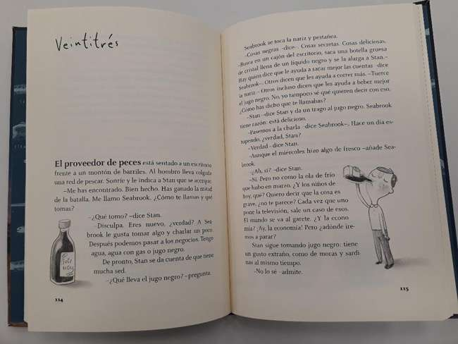 Leyendo en familia: Oliver Jeffers -Virginia Gil Rodríguez-Hondarribia