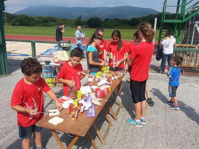 bidasoa atletiko taldea-BAT-UDALEKUS 2018-VERANO-IRUN