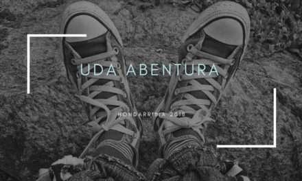 El lunes se abre el plazo de pre-inscripción para Uda Abentura 2018