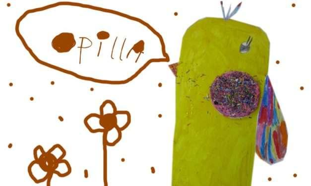 MANUALIDAD : OPILLA #17 CON ANANA ART
