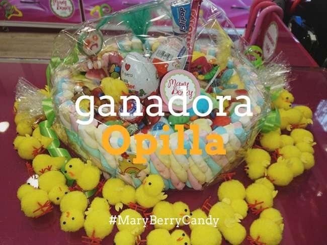 Ya  conocemos el ganador de la opilla de gominolas de Mary Berry Candy
