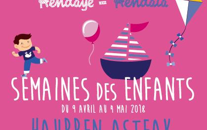 Actividades en Hendaya con la Semaine des enfants esta primavera