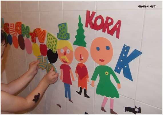MANUALIDAD: LA GOMA EVA Y EL AGUA # CON ANANA ART