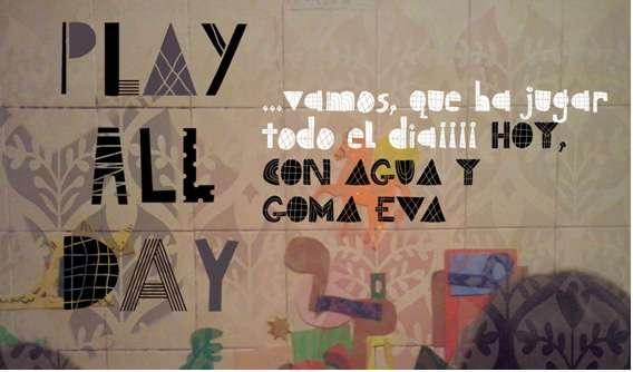 MANUALIDAD: LA GOMA EVA Y EL AGUA #18 CON ANANA ART