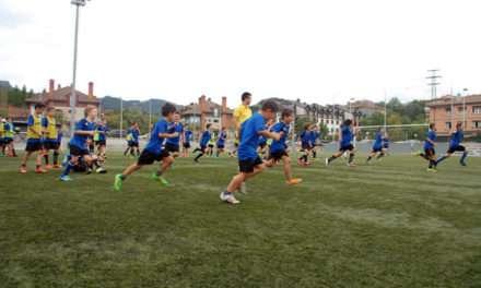 V DUNBOA-EGUZKI  fútbol SUMMER EXPERIENCE 2018: EDICIÓN COPA DEL MUNDO