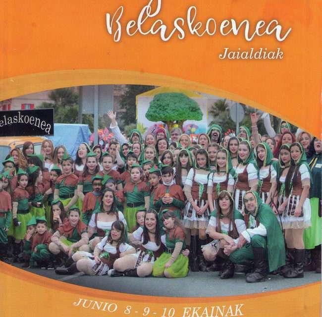 Fiestas del Barrio de Belaskoenea 2018: San Antonio de Padua