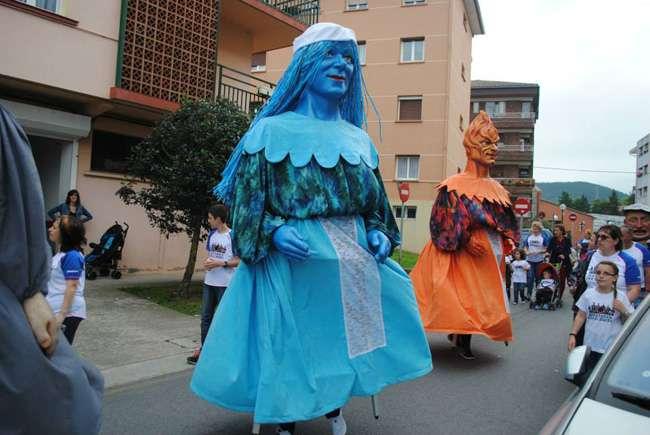 fiestas de belaskoenea-san antonio de Padua-Irun