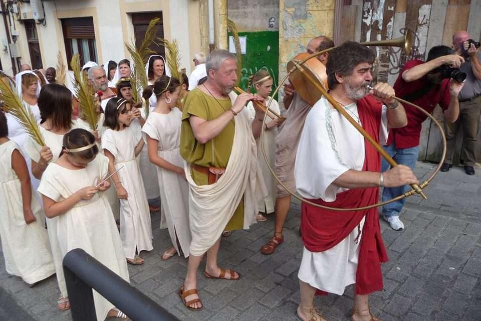 Programa Festival Romano Dies Oiassonis 2018
