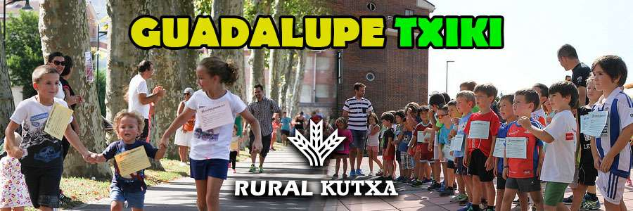 Guadalupe-Txiki-BIDASOA ATLETIKO TALDEA-IRUN