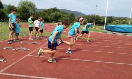 Escuela de Atletismo y grupos de actividad física del BAT