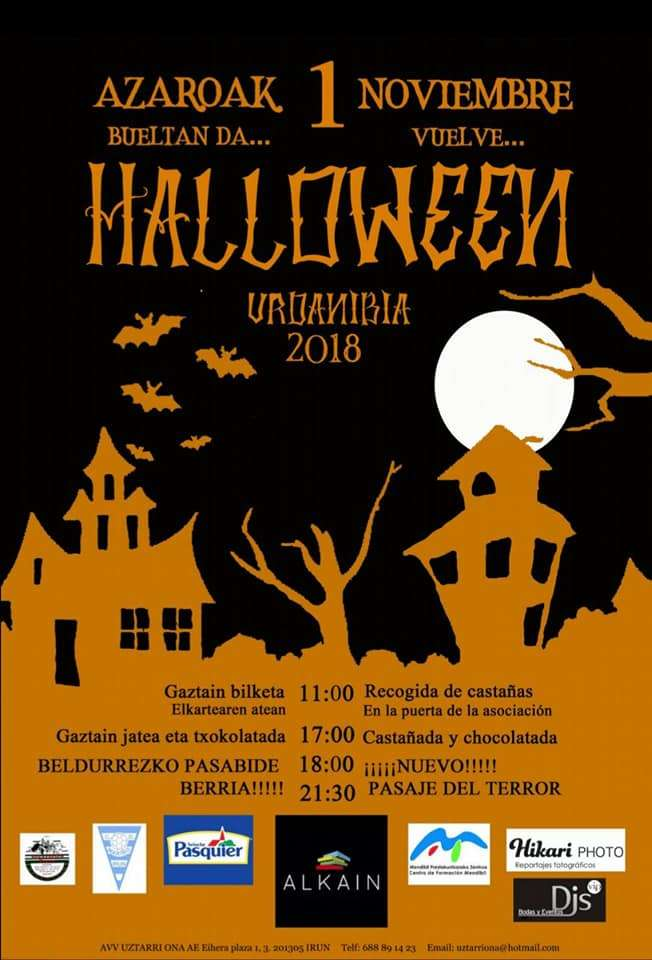 Manualidad: Halloween #20 con Anana Art