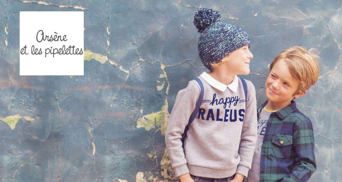 Outlet de moda infantil «Arsène et les pipelettes´´