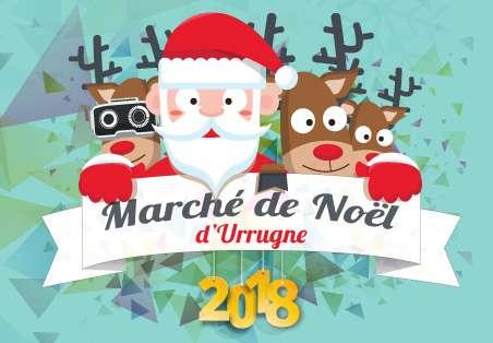 Mercado de Navidad de Urrugne 2018