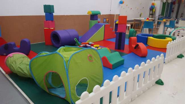 centro lúdico para niños-txispum-HONDARRIBIA