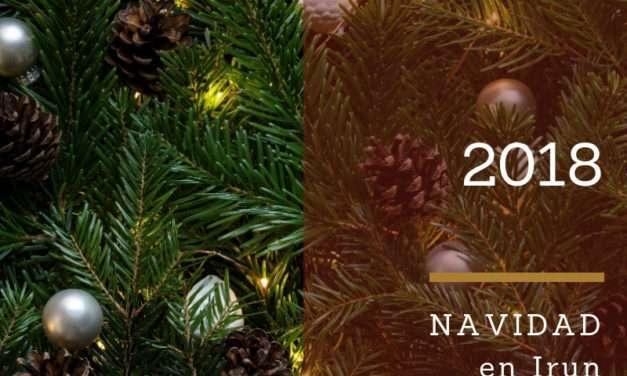Navidad 2018 en Irun