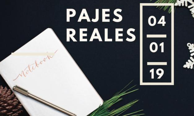 Programa carteros reales 2019