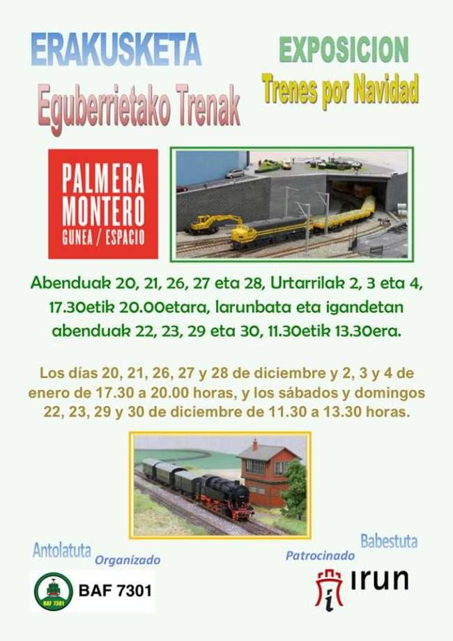 BAF 7301 Amigos del Ferrocarril-IRUN