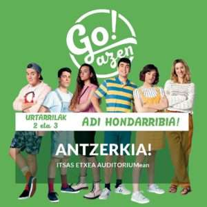 Go!azen-itsas etxea-Hondarribia