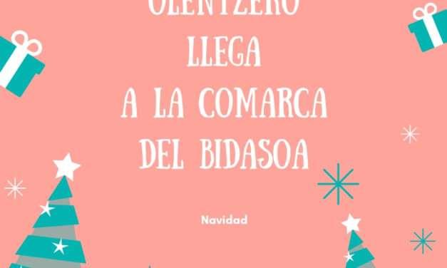 Programa de Olentzeros en la comarca del Bidasoa