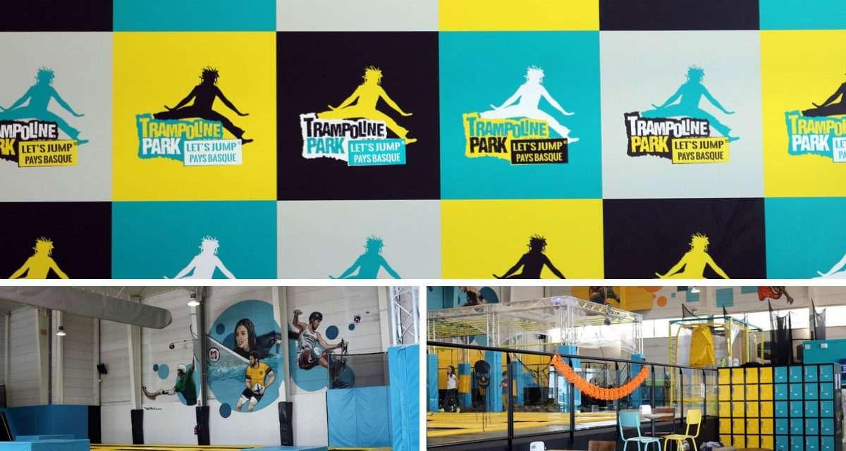 Trampoline Park : parque de trampolines en San Juan de Luz