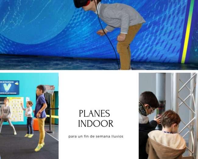 planes indoor