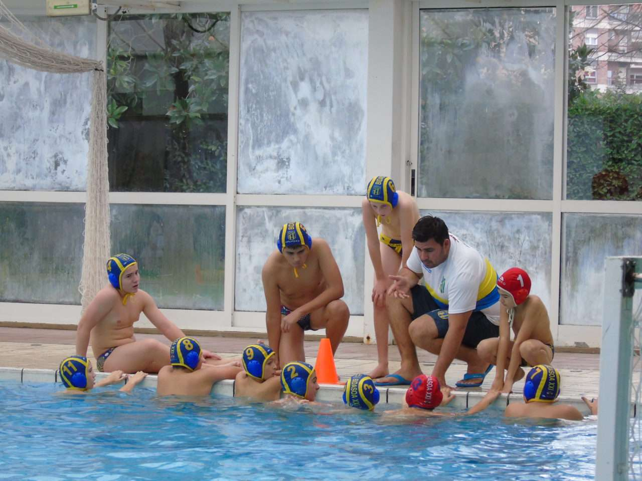 waterpolo-Irun