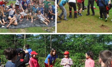 Campamentos de verano: Arritxulo 2019