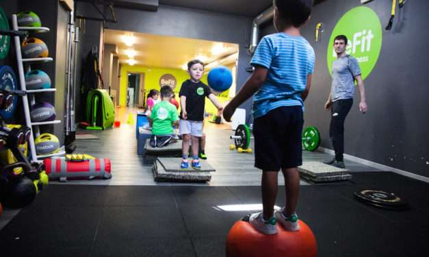 KIDFIT: entrenamiento Funcional para niños y adolescentes en Befit