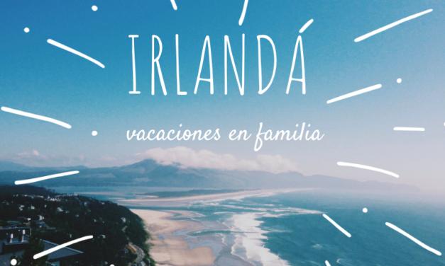 Aprender inglés en Irlanda toda la familia