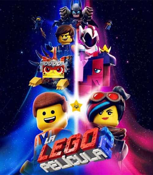 Lego 2-cine familiar-Hondarribia