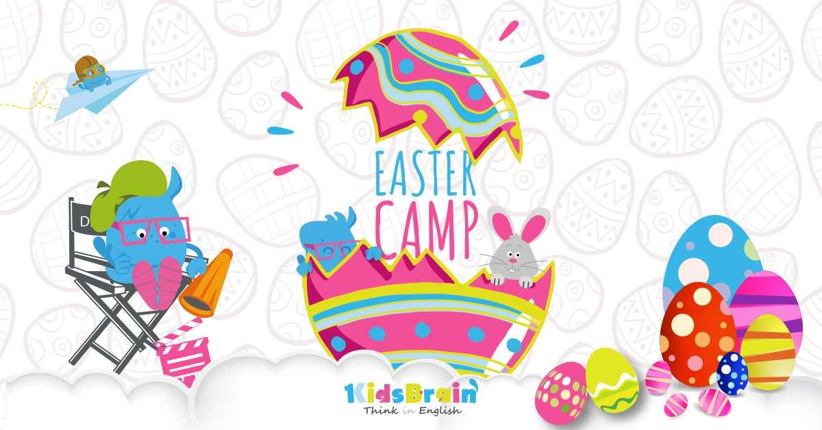 Easter Urban Camp en KidsBrain School