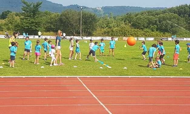 Campamentos de atletismo de verano: BAT 2019