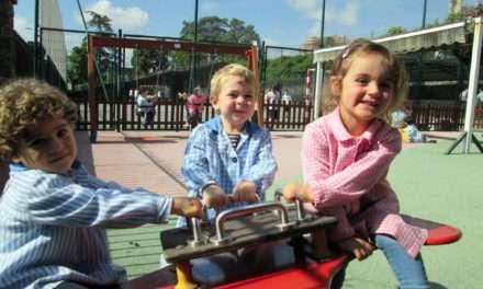 Guardería en Hondarribia, Egiluze Haurtzaindegia : ¡ Niños felices !