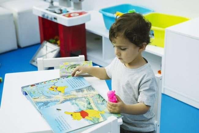 kids zone-centro comercial urbil-usurbil