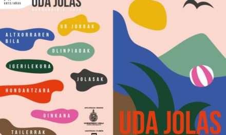 Uda Jolas Hondarribia 2019: preinscripciones