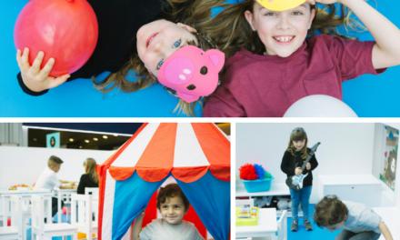 Club Kids Zone en el centro comercial Urbil