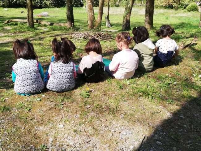 Colonias de verano: vivencia Lurmaitte-irun