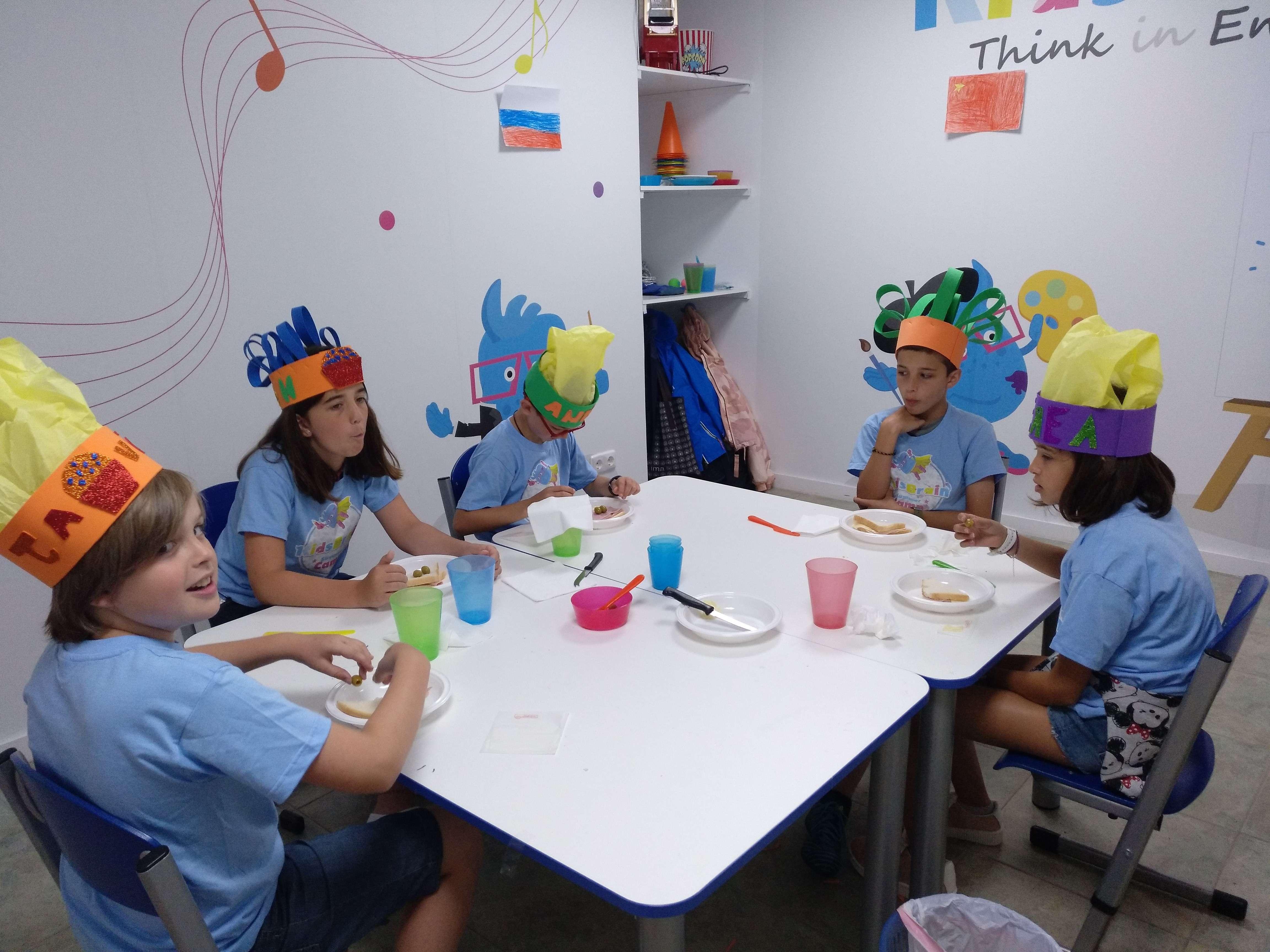 kids brain-verano-IRUN