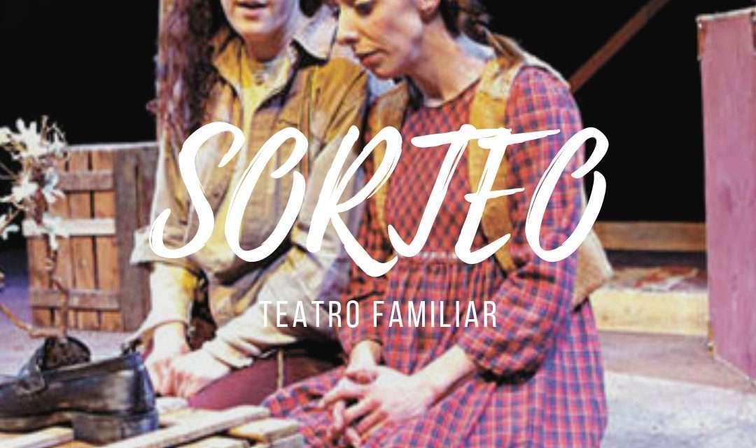 Sorteo 2 entradas dobles para la obra de teatro familiar «etxerik txikiena»