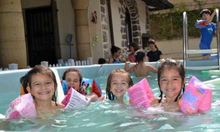 Adventure Summer Camp en Erain Txiki, desde los 0 hasta los 8 años